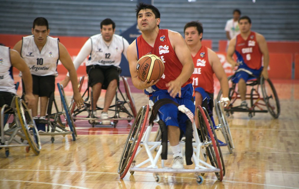 Brazil win opening match of IWBF Men's South America Championship