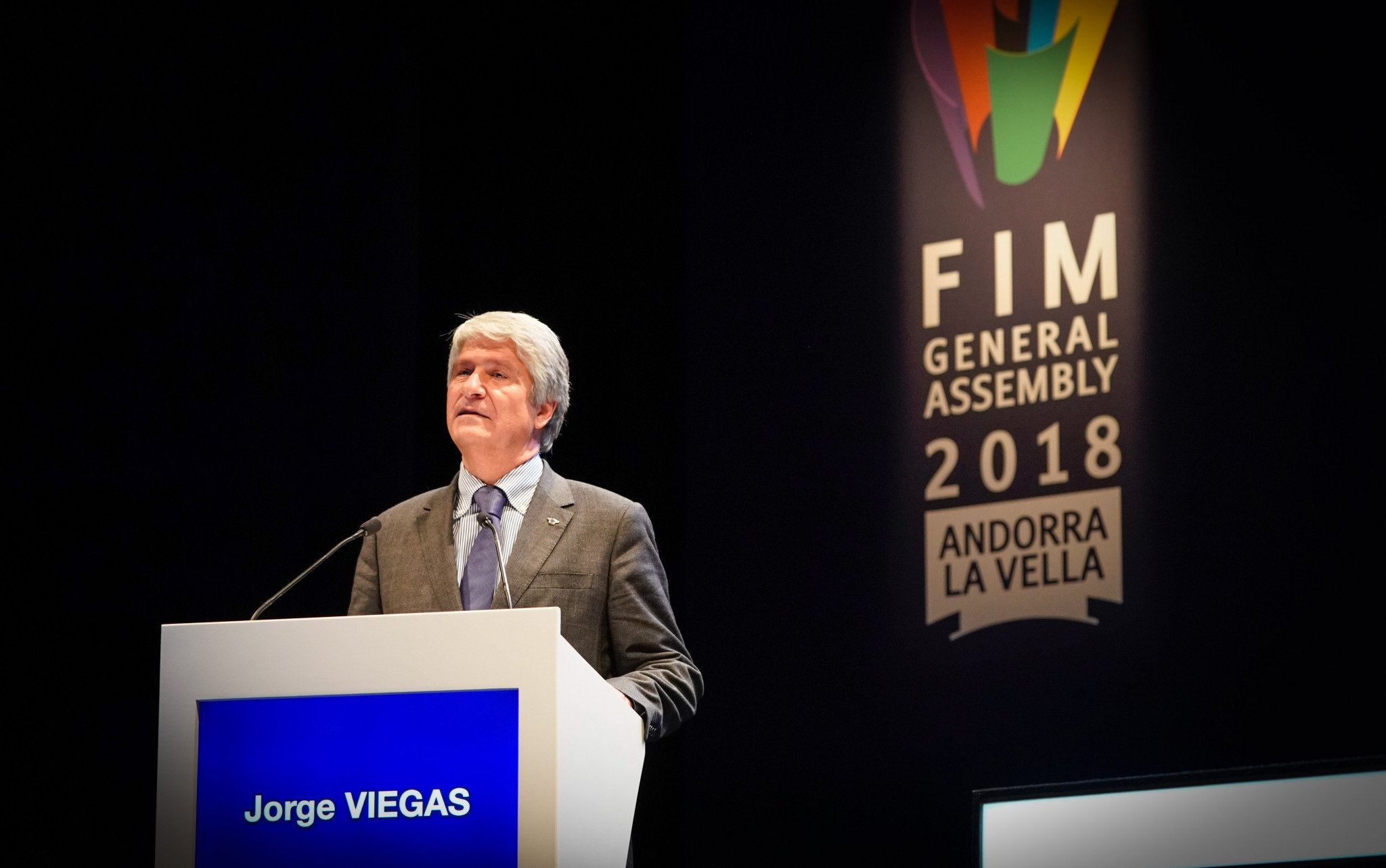 Portuguese elected new International Motorcycling Federation President