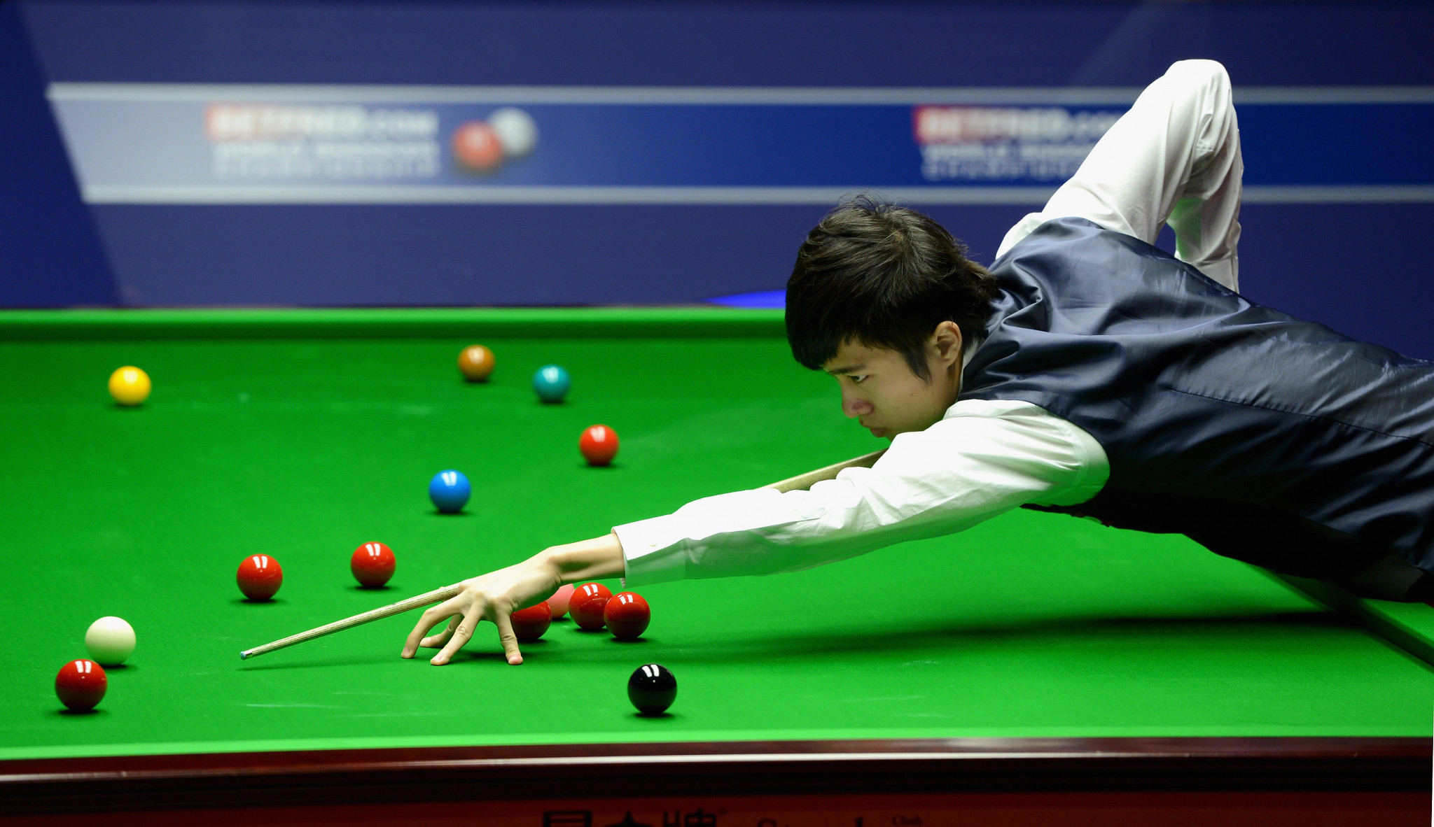 Cao Yupeng has been banned for six years, although three and a half years of his sentence are suspended ©Getty Images