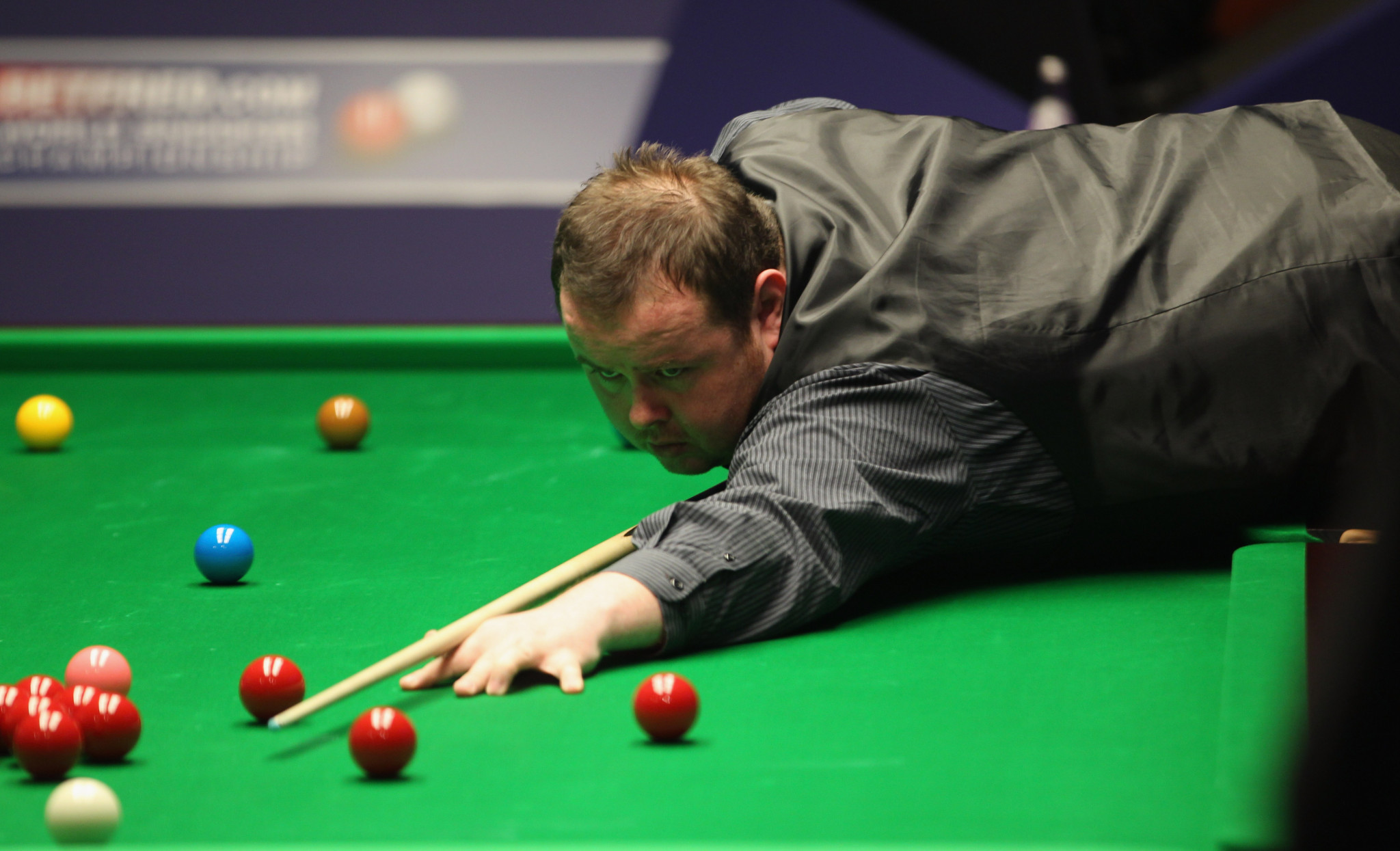 England's Stephen Lee was banned for match-fixing for 12 years in 2013 ©Getty Images