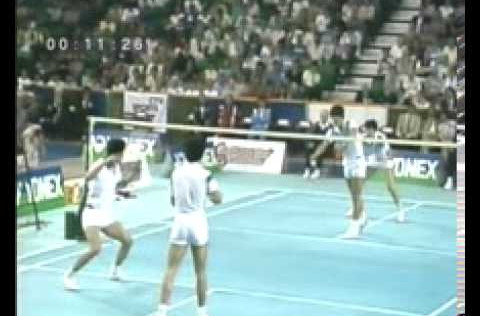 Barcelona 1992 badminton champion charged for