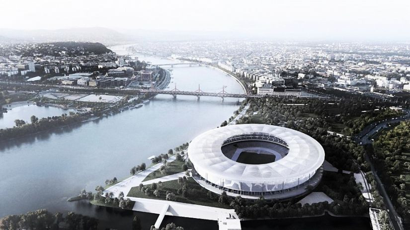 A new 40,000-seat National Athletics Centre is to be built on the banks of the Danube in Budapest to host the 2023 IAAF World Championships in the Hungarian capital ©Budapest 2023