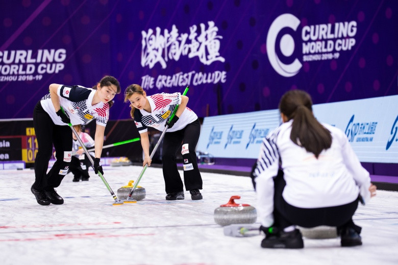 Top-class field as Curling World Cup heads to Omaha