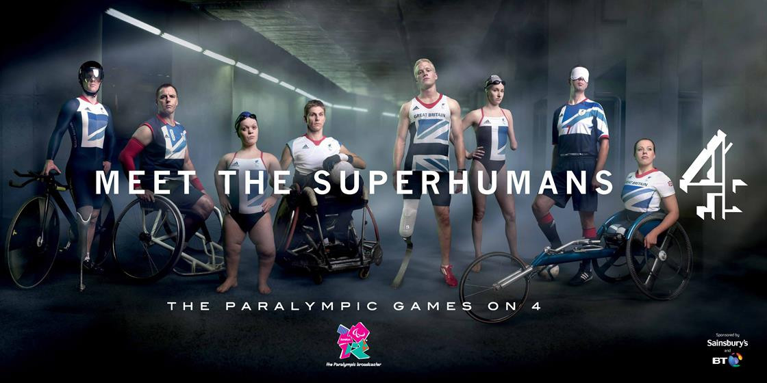 Channel 4's Paralympic coverage in 2012 received widespread praise ©Channel 4