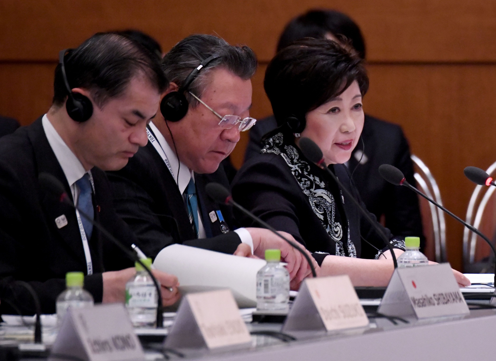 Politicians and Tokyo 2020 vow to increase accessibility and excitement for Paralympic Games