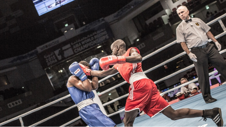 2015 AIBA World Boxing Championships: Day four of competition