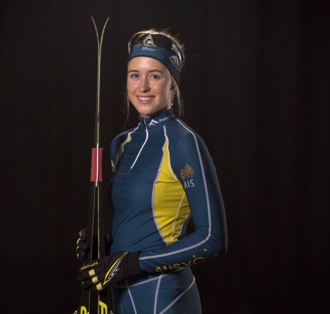 Cross-country skier Katerina Paul is among the first athletes confirmed for selection on Australia's team for the 2019 Winter Universiade in Krasnoyarsk in Russia ©Katerina Paul/Twitter