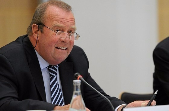 Michel D'Hooghe has suggested the FIFA Presidential Election could be suspended ©UEFA