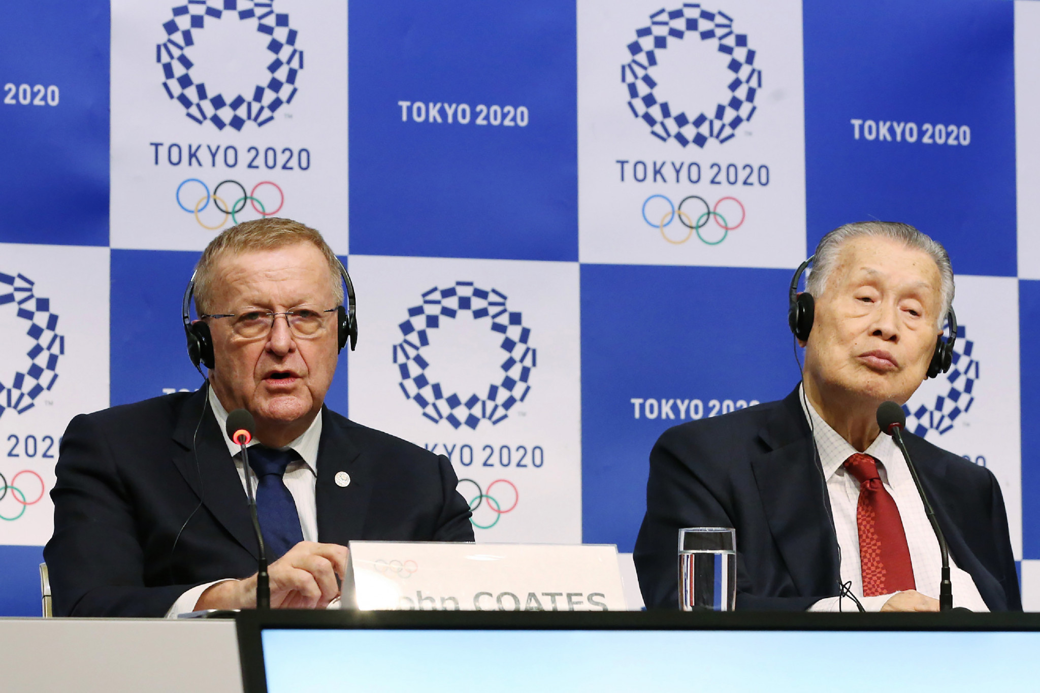 IOC Coordination Commission chair John Coates insisted Tokyo 2020 will not be impacted by the freeze in planning for the boxing event ©Getty Images
