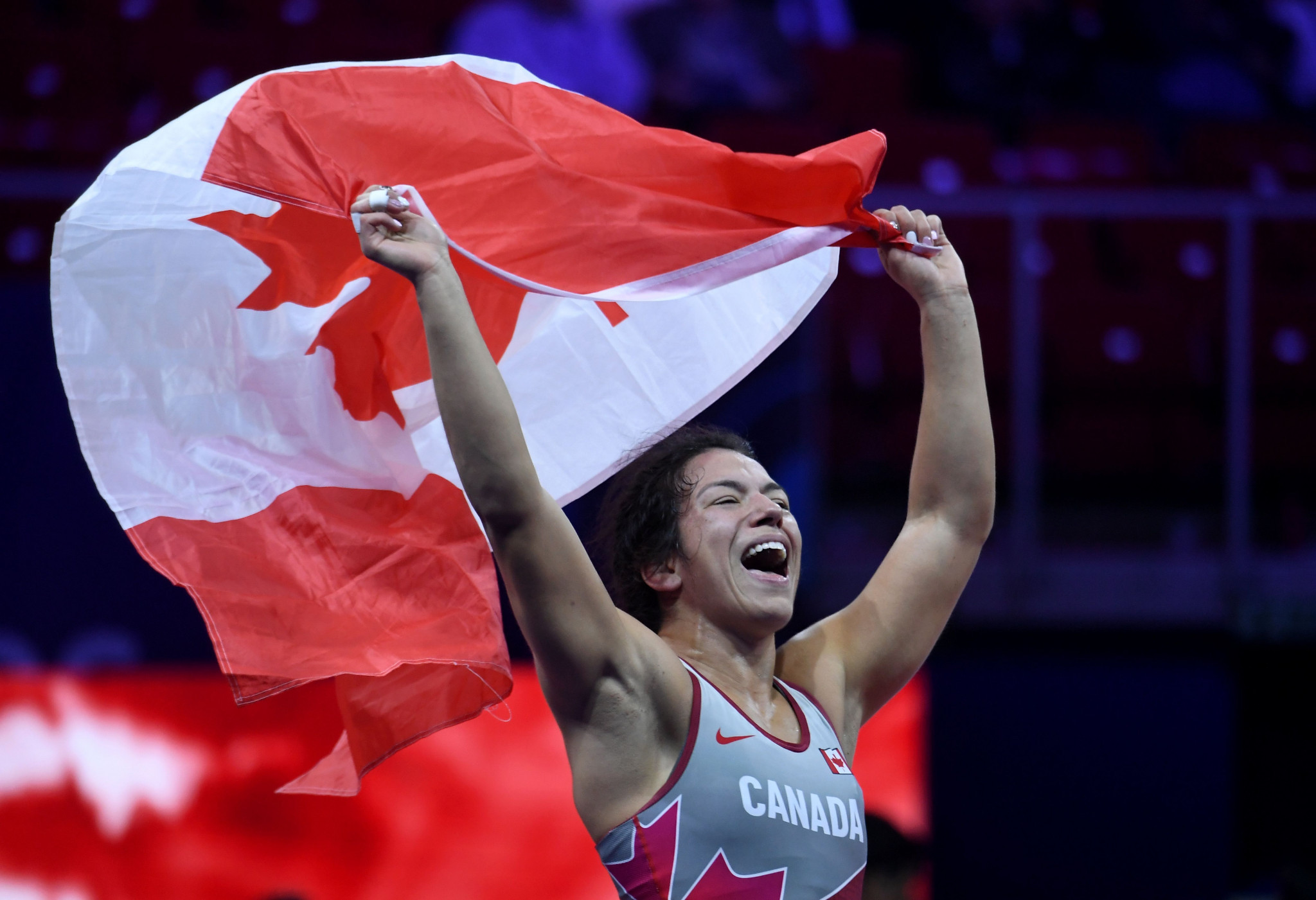 Canadian wrestlers are set to be involved in the implementation process to ensure recommendations are fully adopted following the report conducted by lawyer David Bennett ©Getty Images