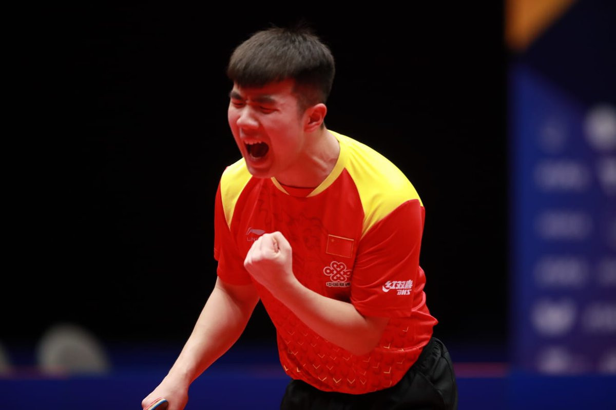 China beat Japan to boys' and girls' team titles at ITTF World Junior Table Tennis Championships