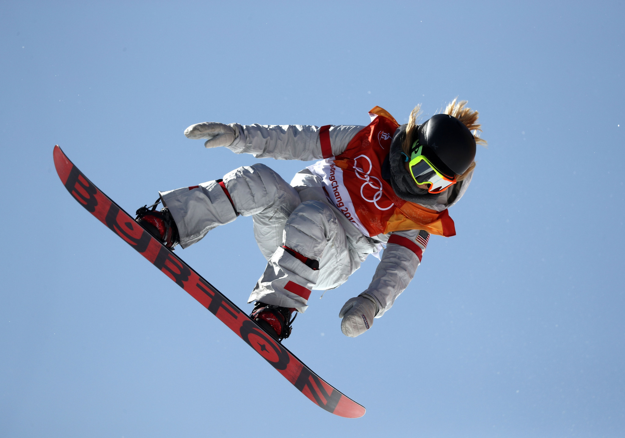 Olympic champion Kim out to defend US Grand Prix halfpipe title as FIS Snowboard World Cup stops in Copper Mountain