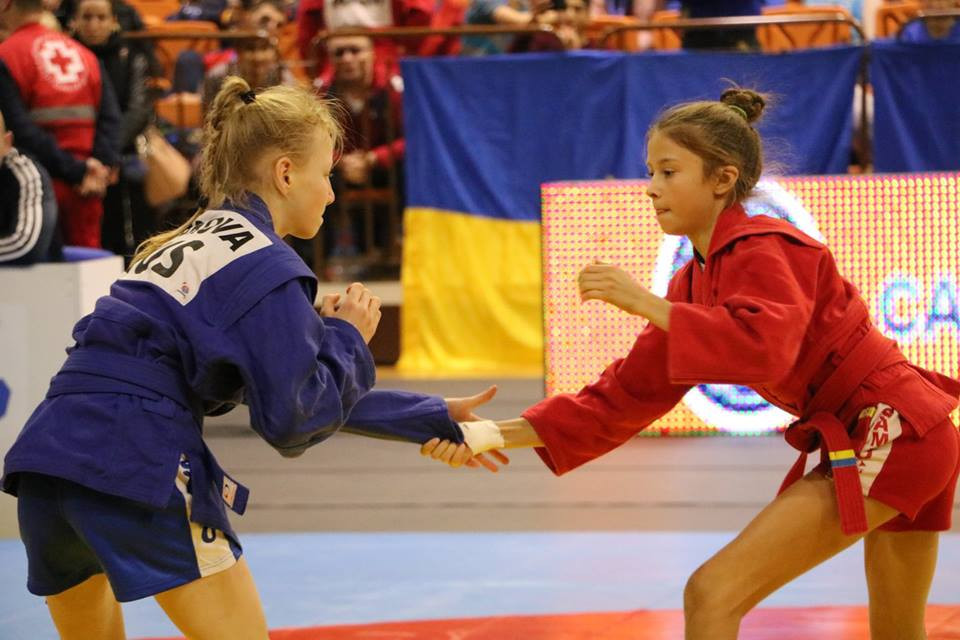 Four nations taste victory at World Cadet Sambo Championships but Russia still dominant force