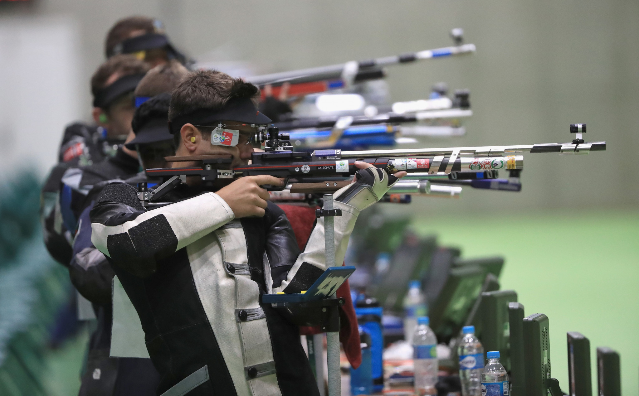 It is unfair to claim that shooting at Olympic level is adversely affected by gun crime around the world, particularly in the United States, claimed new ISSF President Vladimir Lisin ©Getty Images