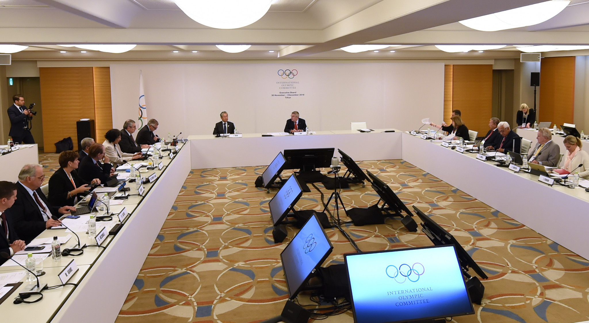 Last week, the IOC Executive Board decided to freeze the planning of the Olympic boxing tournament at Tokyo 2020 ©Getty Images