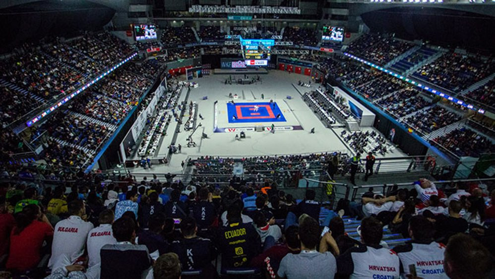 WKF President Espinós hails success of Karate World Championships in Madrid