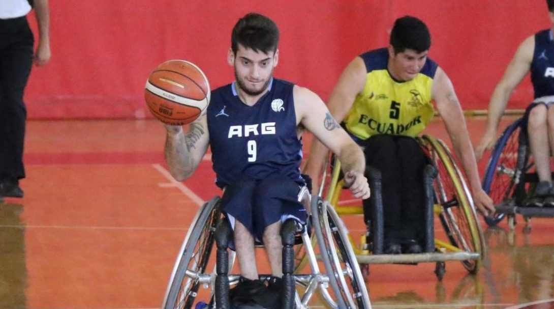 Argentina and Brazil reach IWBF Men's South America Championship semi-finals