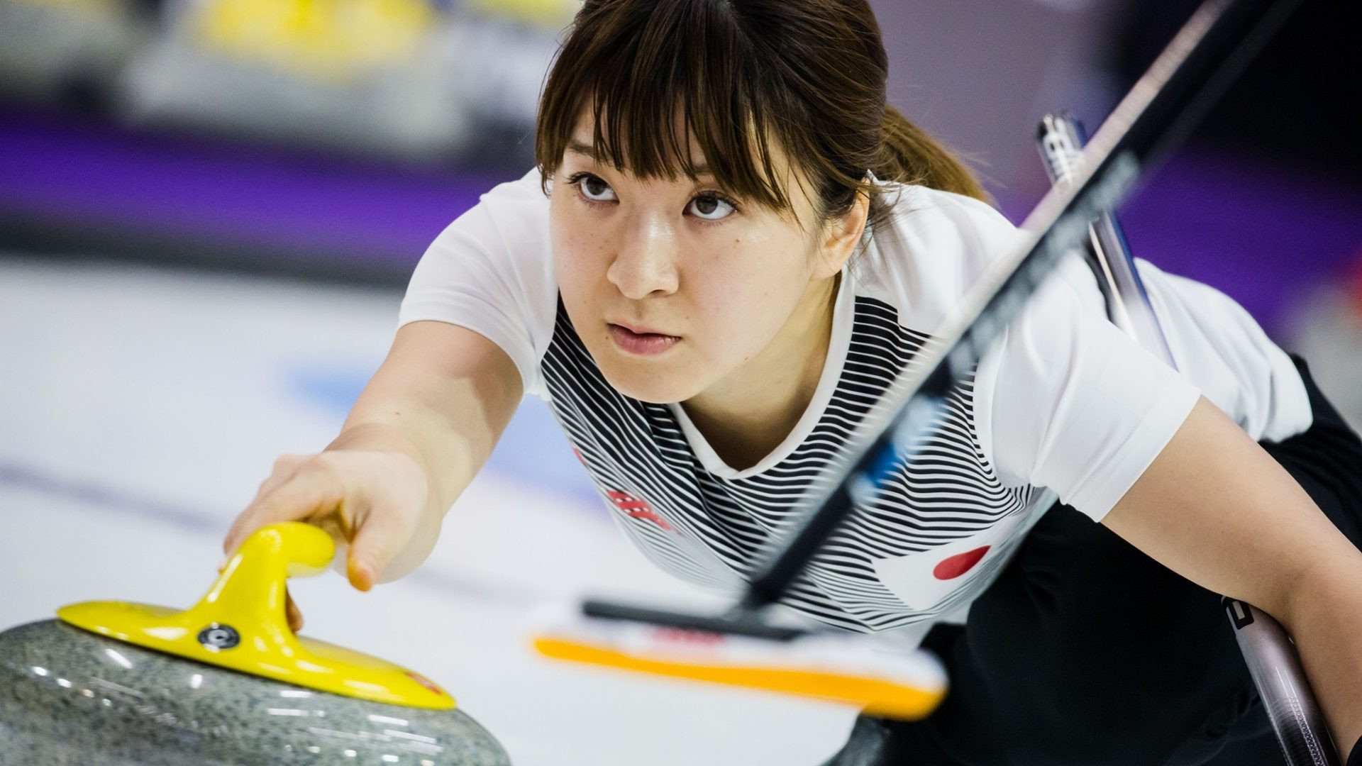 Japan defeat Olympic champions Sweden in opening session at Curling World Cup