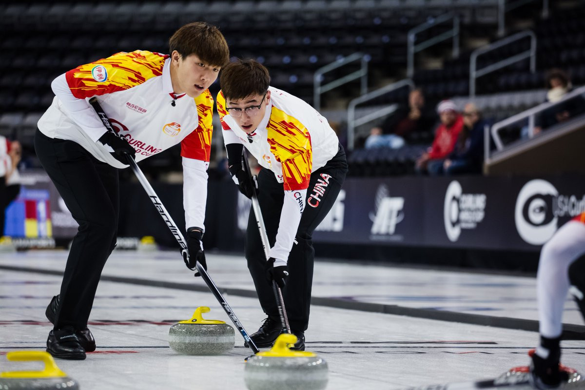 The partnership will try to boost Chinese curling audiences ahead of Beijing 2022 ©WCF