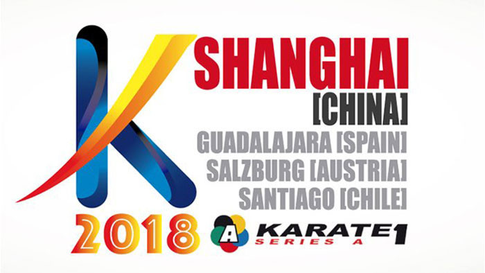 Shanghai set to host season-ending WKF Karate 1-Series A event