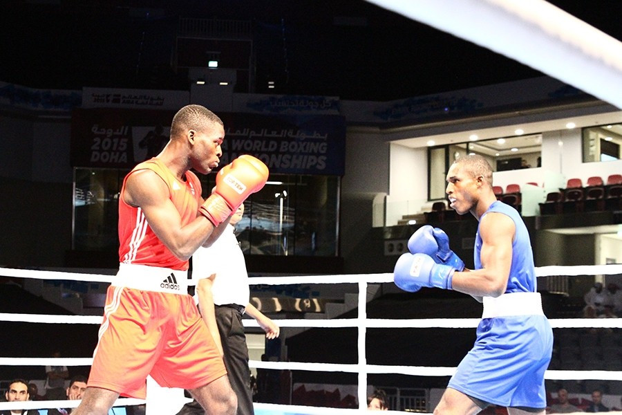 Cuba's Cruz shows his resilience as quarter-final line-up at AIBA World Boxing Championships is confirmed