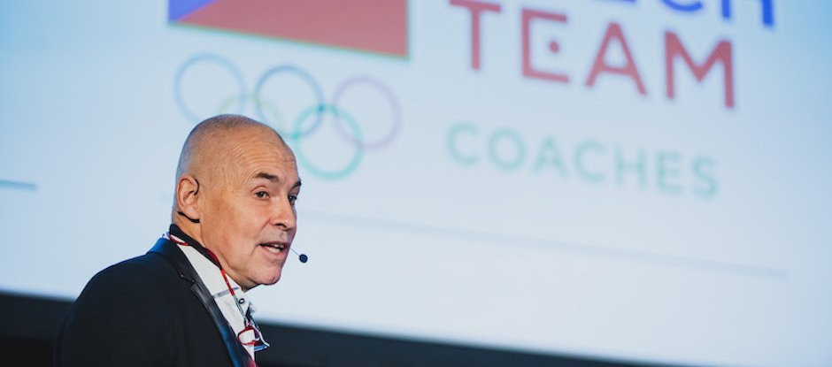 Czech Olympic Committee hosts 10th Bridges for Trainers Conference