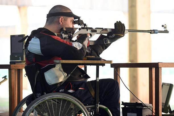 World records for Ristic and Shchetnik on final day of European Para Shooting Championships