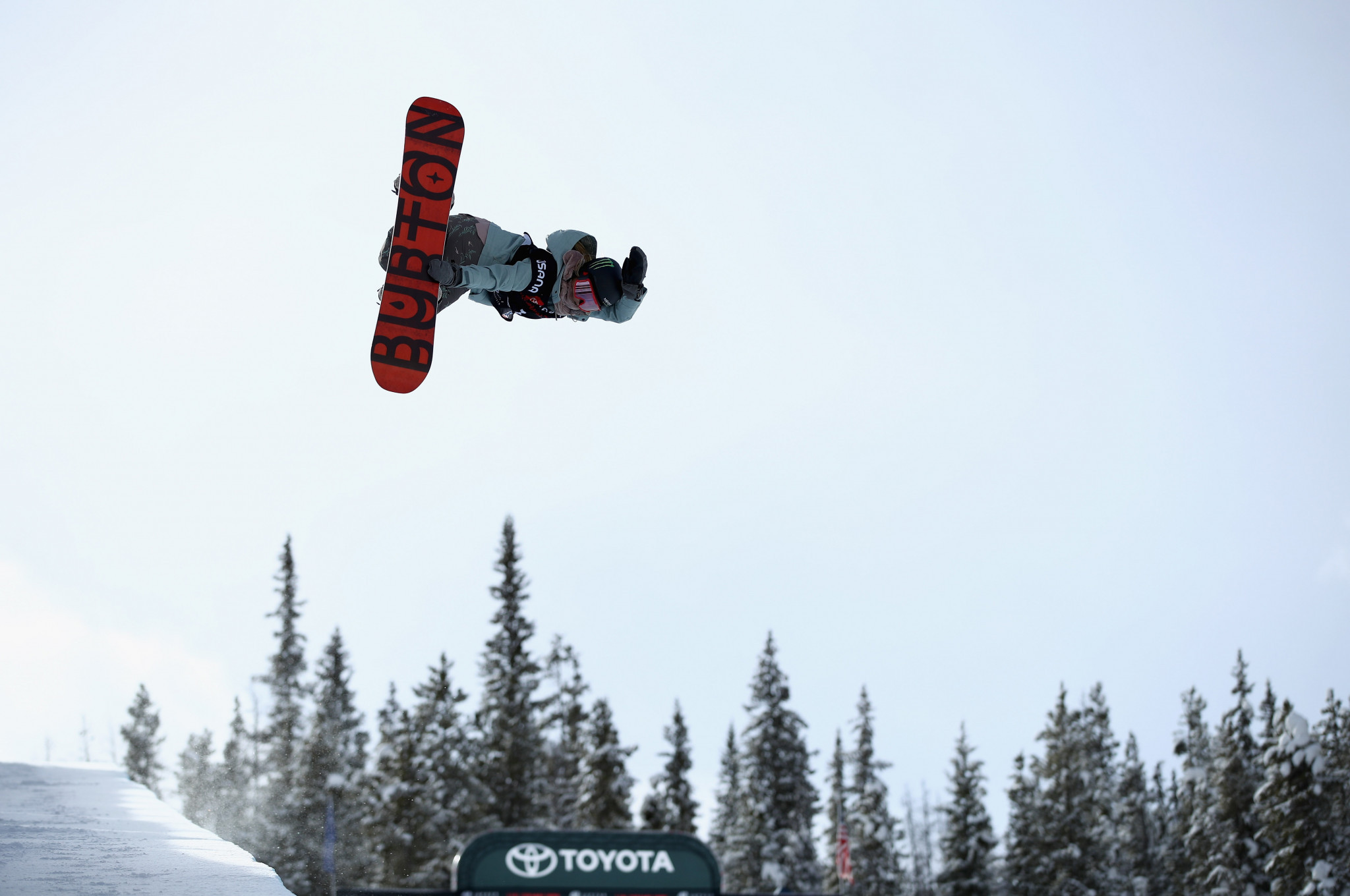 Olympic champion Kim in pole position to defend Snowboard World Cup title in Colorado