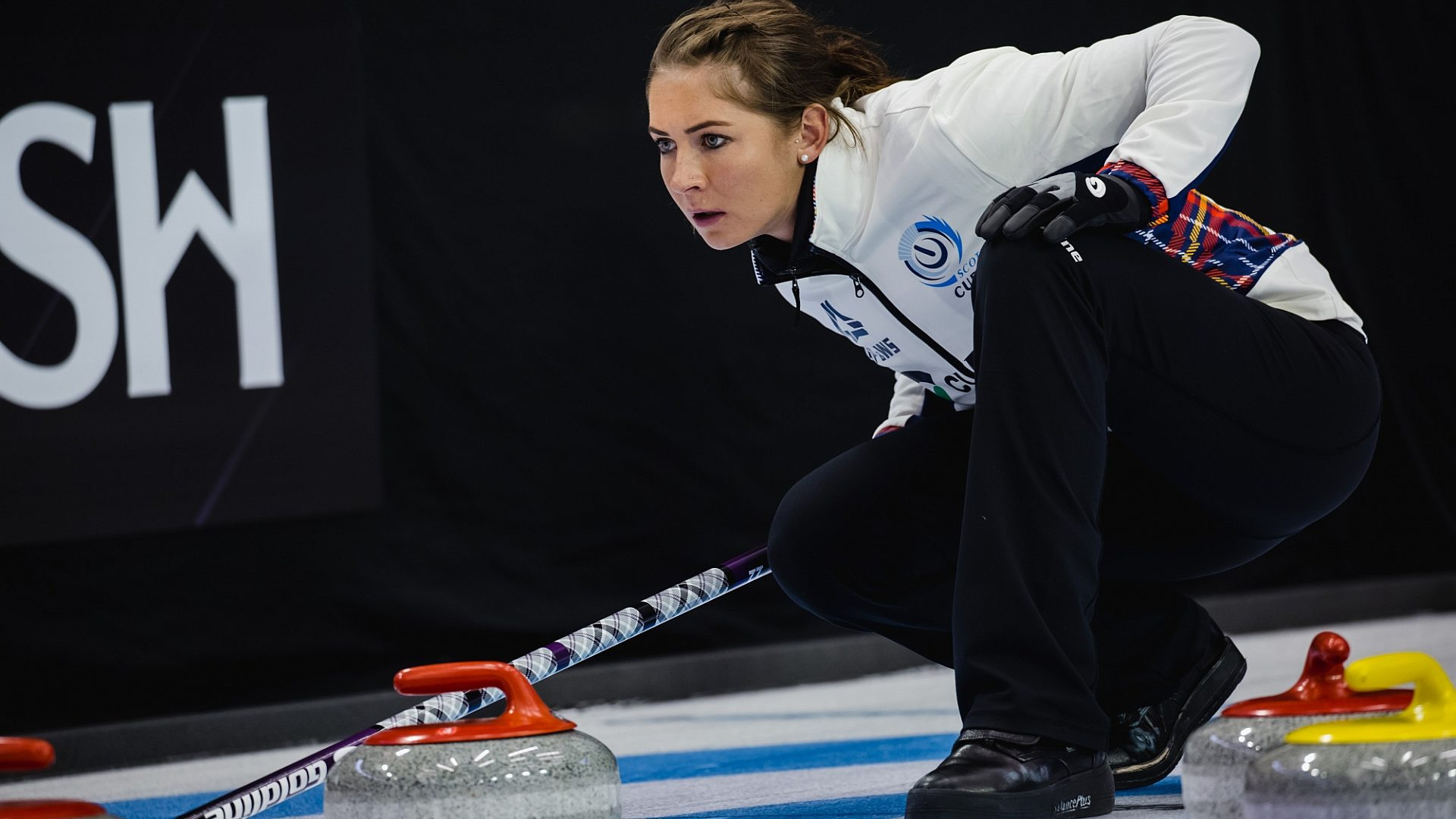 Olympic champions Sweden suffer second consecutive defeat at Curling World Cup