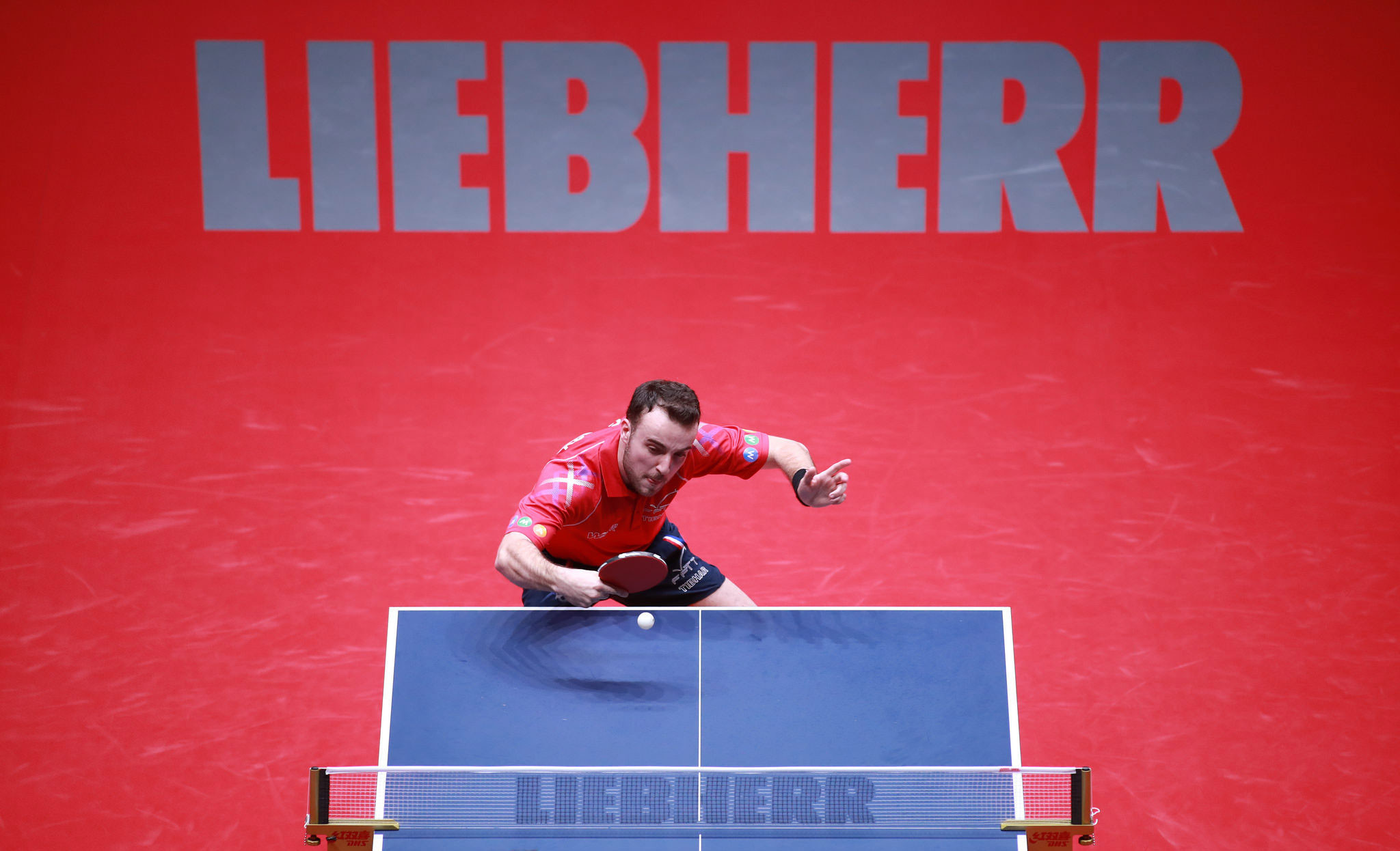 Liebherr to sponsor 2019 and 2020 ITTF World and European Championships