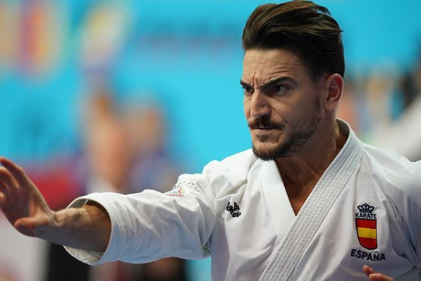 "Spanish karateka Quintero says Tokyo 2020 medal would be the ""jewel in the crown"""