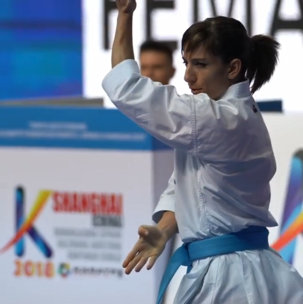 Spain book place in three kata finals at WKF Karate 1-Series A event in Shanghai
