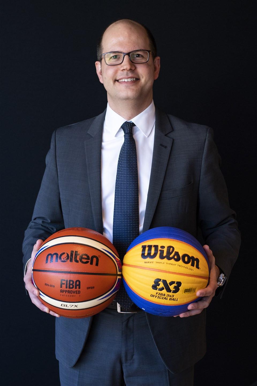 Andreas Zagklis will begin his role as FIBA secretary general from tomorrow ©FIBA