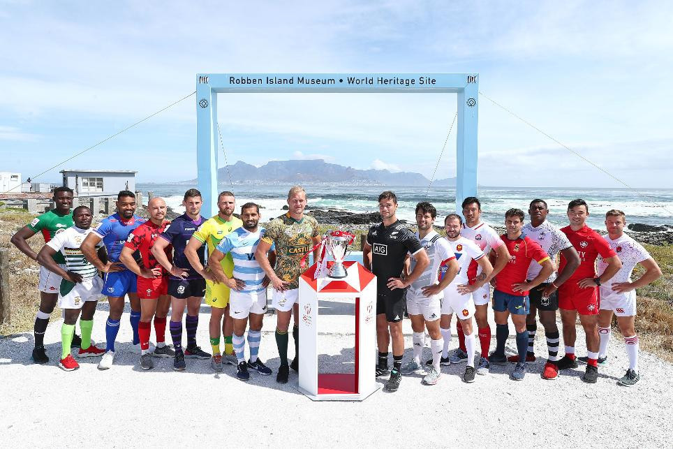 Sixteen teams will compete in the second World Rugby Seven Series of the season in Cape Town ©World Rugby Sevens
