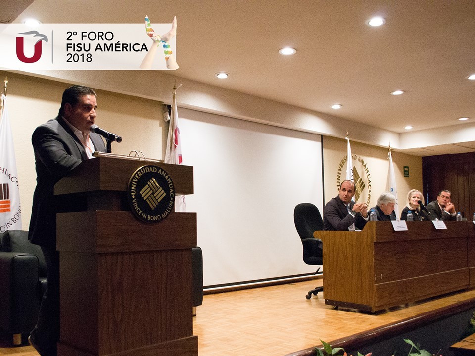 FISU America Forum held in Mexico to round off year