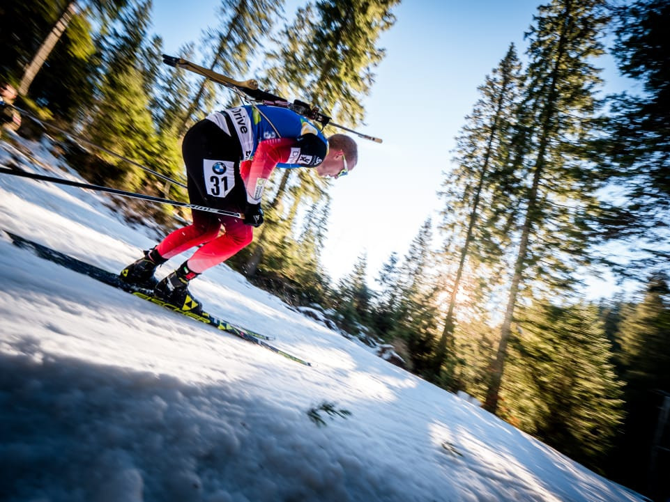 Norway's Johannes Thingnes Bø claimed a resounding victory in Slovenia ©IBU