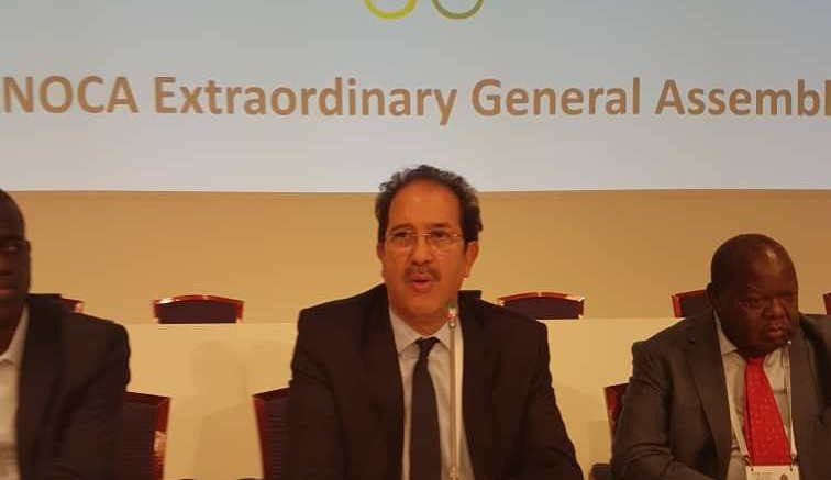 Algerian Olympic Committee members thanked by Berraf following election as ANOCA President