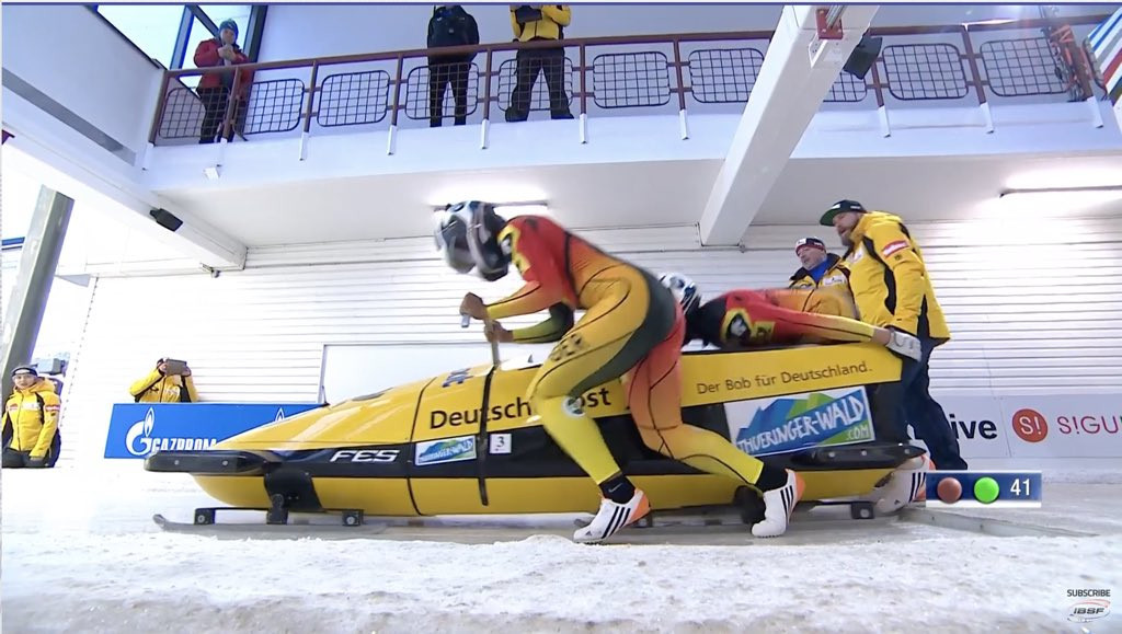 Jamanka earns first IBSF World Cup win as US officials confirm earlier track concerns