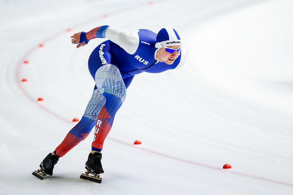 Rejuvenated Kulizhnikov wins 500m and 1,000m at ISU Speed Skating World Cup