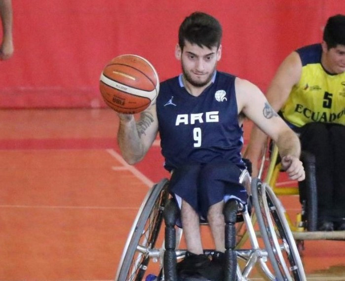 Argentina defeated Brazil 65-40 to win the final of the IWBF South America Championships ©IWBF