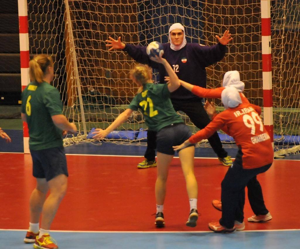 Australia qualify for 2019 IHF World Championships with fifth-place finish at Women's Asian Handball Championships