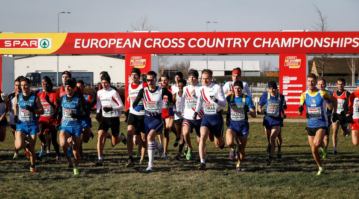 Safari park to be backdrop for 25th anniversary edition of European Cross Country Championships