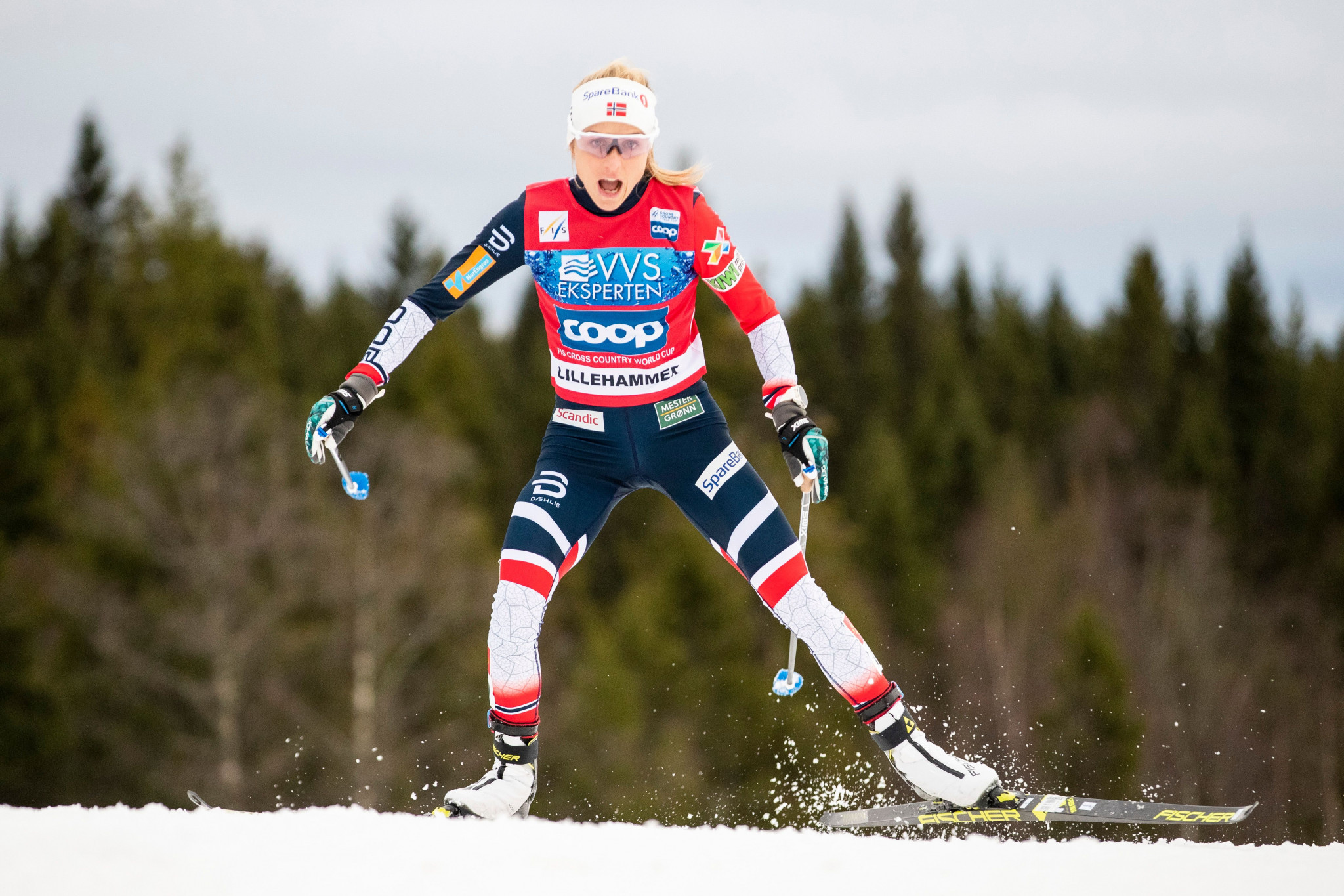 Johaug amazing return from drugs ban continues as wins again in Beitostølen
