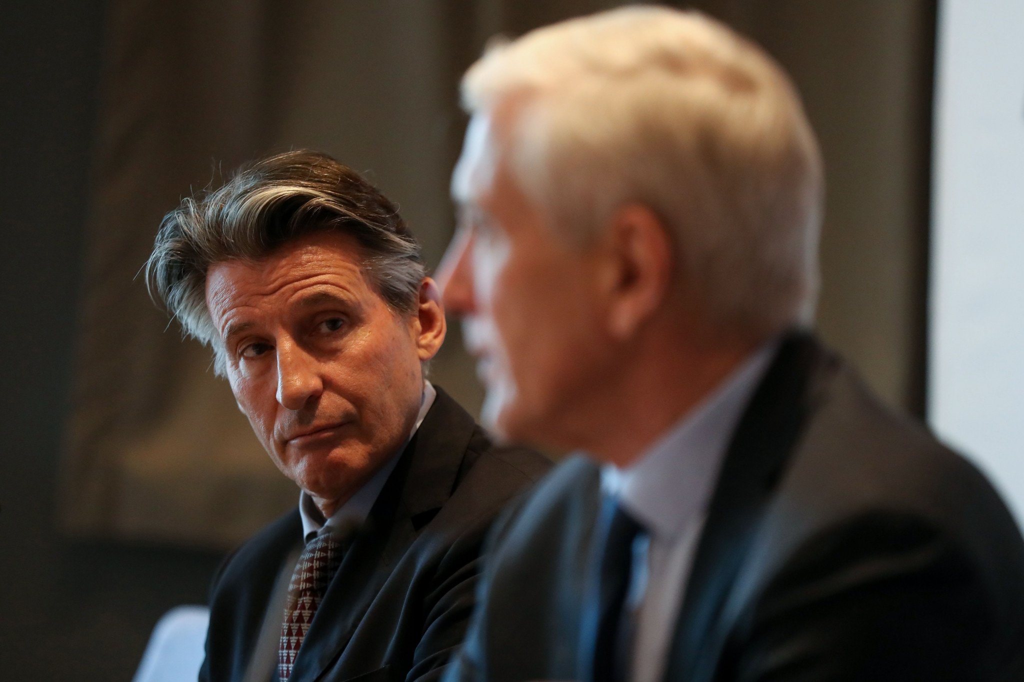 Sebastian Coe has guided the IAAF's strong position on Russia in the face of other organisations, like the IOC and WADA, backing down and has seen his reputation rise ©Getty Images
