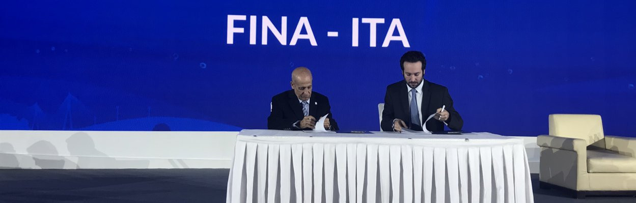 ITA to take charge of FINA's out of competition testing after agreement signed in China