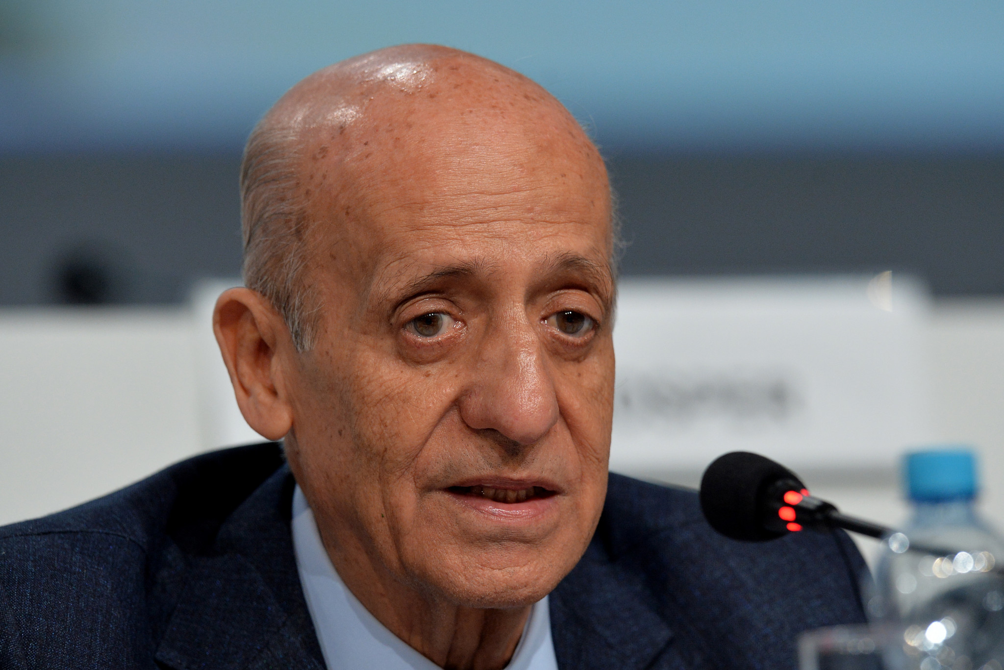 FINA President Julio Maglione claimed the body is