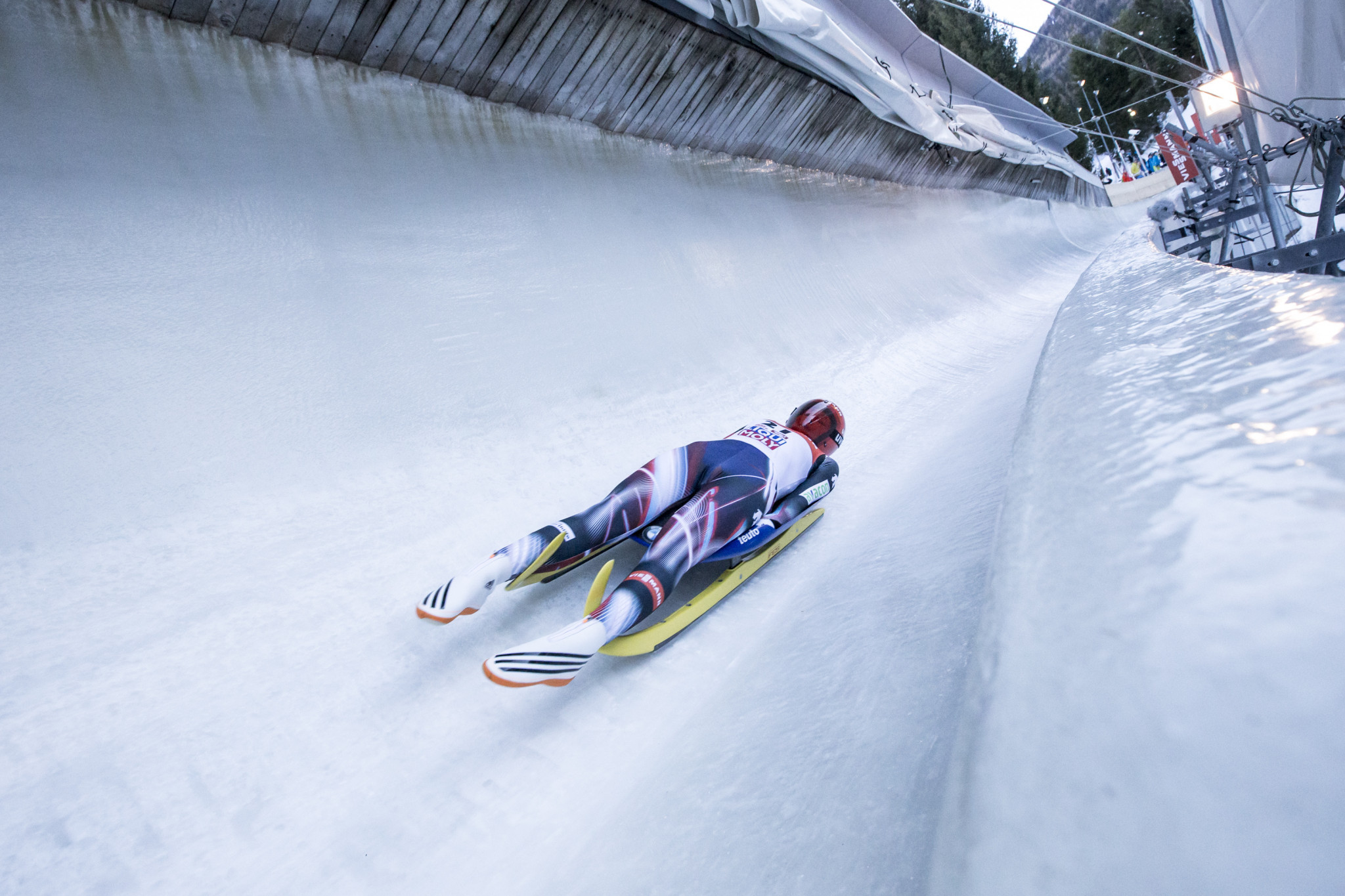 Germany's Taubitz beats team-mate to win first Luge World Cup race in Calgary