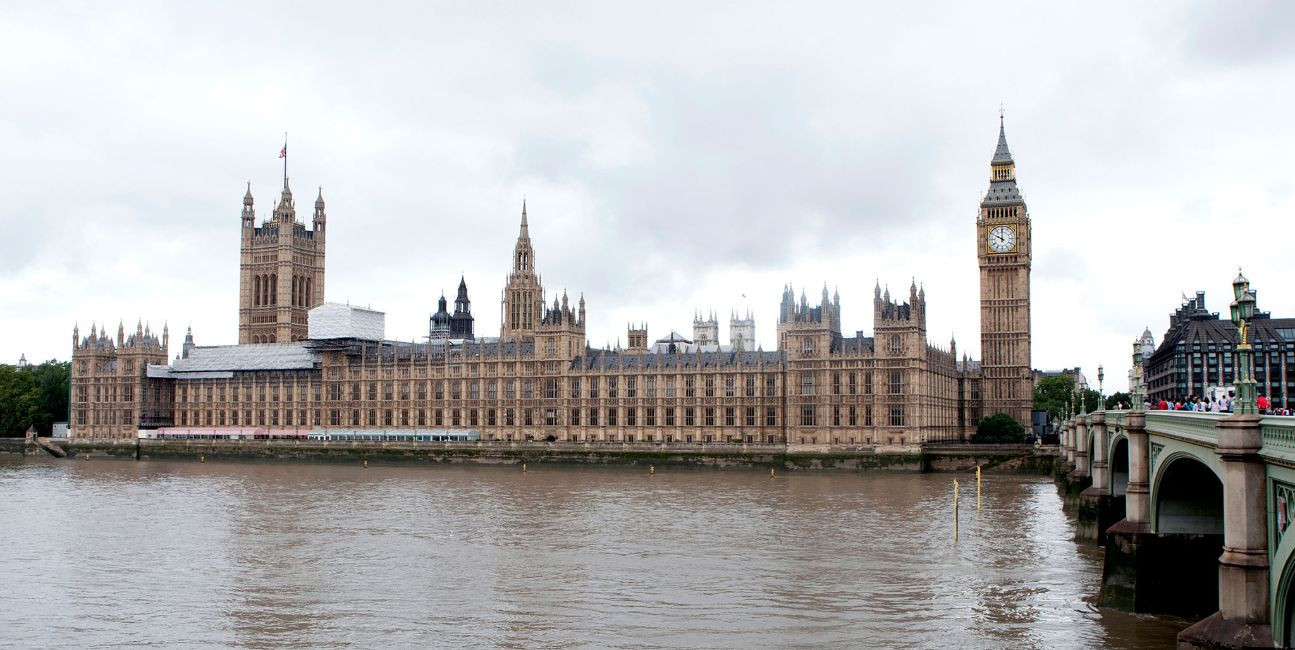 Lendlease have carried out several high profile projects in the United Kingdom, including the Houses of Parliament ©Lendlease