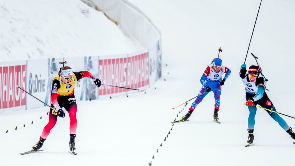 Bø earns dramatic second gold at IBU World Cup in Pokljuka