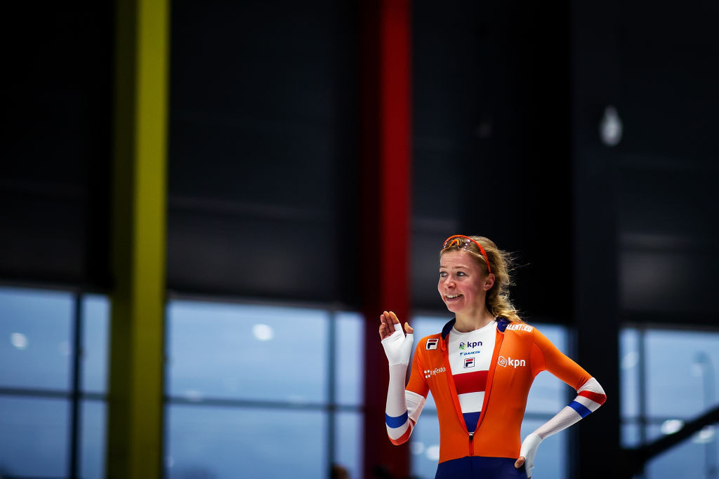 Visser back to winning form as Netherlands finish Speed Skating World Cup in Poland with two golds